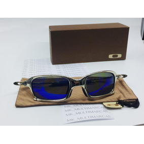 3ff85e4cdbe49 Oakley Juliet Squared Cromado - Óculos no Mercado Livre Brasil