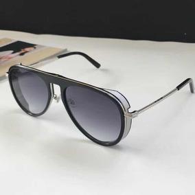 c1933949d0be7 Óculos Jimmy Choo Lela Sunglasses Black   Gradien De Sol - Óculos no ...