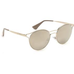 b127e60e5599a Oculos De Sol Feminino Redondo Prada - Óculos no Mercado Livre Brasil