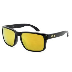 68b3cca4b Óculos Oakley Holbrook Drill 55 X 18 100% Original - Óculos De Sol ...