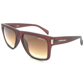 43569a3fe15f2 Oculos De Sol Masculino Chilly Beans Marrom - Óculos no Mercado ...