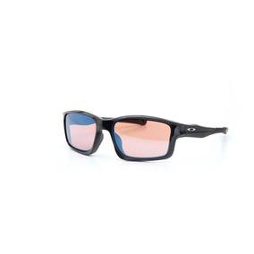6b457dc6dca7c Óculos De Sol Oakley Armação Acetato Proteção U.v Preto