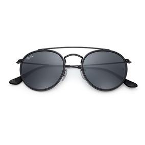 2e6b24c4bf1ac Ray Ban Round Metal Preto De Sol Oculos - Óculos no Mercado Livre Brasil