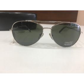 d24da90f3c703 Oculo Sol Calvin Klein 135 De - Óculos no Mercado Livre Brasil