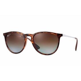 35b54a0688f68 Óculos De Sol Ray-ban Erika Rb4171l 710 t5 Pol. Original · R  269 49