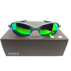 69f751baa85bc Oculos Oakley Rome 2 Xmetal Verde G26 24k Juliet Penny Mars