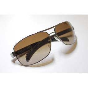 19a8105f55538 Óculos De Sol Autêntico Prada Spr171 Dark Black - Óculos no Mercado ...