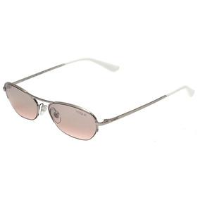 eca91ee85bfca Vogue Vo 4107 S Gigi Hadid - Óculos De Sol 323 8z Prata E Br