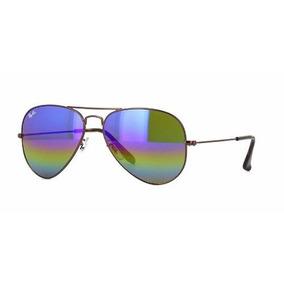 38273158ba2b4 14 3n Ray Ban 3025 W3235 55 De Sol - Óculos no Mercado Livre Brasil