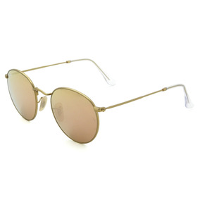 0f10e3545dc Ray Ban Rb 3447 Round Metal 112 32 50mm 3n - Óculos no Mercado Livre ...