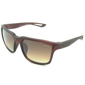 df90948fb6584 Oculos Marrom Masculino De Sol Nike - Óculos no Mercado Livre Brasil