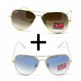 17083684ae6a4 Oculos De Sol Pague 1 Leve 2 - Óculos no Mercado Livre Brasil