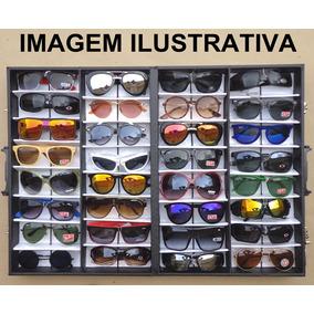 7af3e67e6a6a3 Revenda De Replicas Lote Com Sol - Óculos no Mercado Livre Brasil