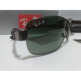 d6e7a2856ad5c Ray Ban 3379 Preto Lente Cristal Verde G15 De Sol - Óculos no ...