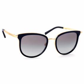 743ea0d6c8408 Oculos Michael Kors Gatinho Mk1010 1100 11 Preto Original