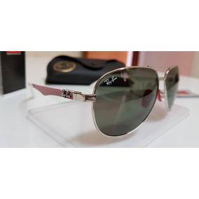 a088ff5abcdfbd Ray Ban 8305 Fibra De Carbono Aviator - Óculos no Mercado Livre Brasil