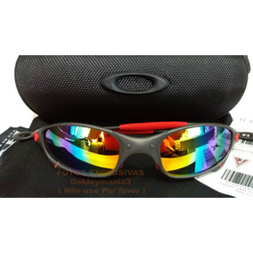 50043b7b4 100 Sem Valor De Sol Oakley Juliet - Óculos no Mercado Livre Brasil