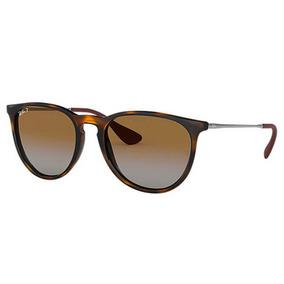 05abb9cf3bd0b Oculos Ray Ban Erika Metal Rb3539 Preto Polarizado Original - Óculos ...