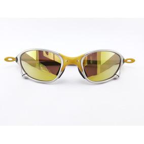 a66a89ca35eb2 Oakley Juliet 24k Gold De Sol - Óculos em São Paulo no Mercado Livre ...