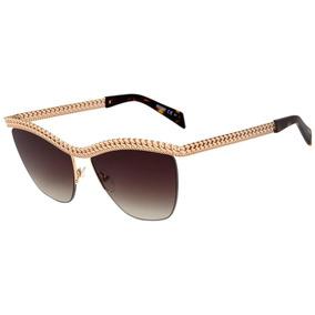 f3e2eb4ef588a Oculos De Sol Moschino Preto - Óculos no Mercado Livre Brasil