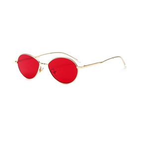 470bac2fd411a Oculos Vintage Oval De Sol - Óculos no Mercado Livre Brasil