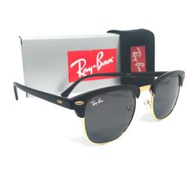 fc2943e48d5f3 Lente Oculos Rayban Clubmaster Rb3016 - Óculos no Mercado Livre Brasil