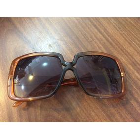 85451e89a Óculos De Sol Feminino Marrom Grife One Self