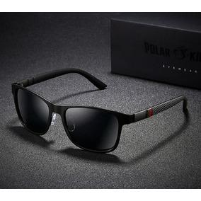 ba88c14b25d6f Óculos Escuros Polarizado Masculino Com Proteção Solar Uv