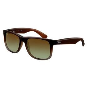 8cd8433123b45 Oculos De Sol Ray Ban Justin Lente Uv400 - Óculos no Mercado Livre ...