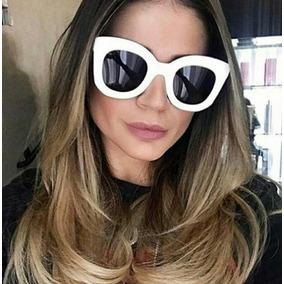 1fd00b526009 Oculos Celine Kim Branco De Sol Outras Marcas - Óculos De Sol no ...