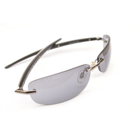 bf77ae474a137 Oculos De Sol Masculino Sem Aro Tela Plana no Mercado Livre Brasil