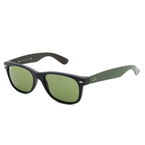 4c472aeab8e98 Crystal Green Lens 63 Lente New Ray Ban Rb4039 601 71 Black - Óculos ...