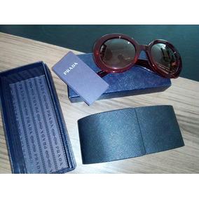 f6a0e3041 Oculos Prada Baroque Quadrado Original - Óculos, Usado no Mercado ...