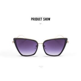 eee2bb7a56295 Oculos De Sol Redondo Oversized - Óculos no Mercado Livre Brasil