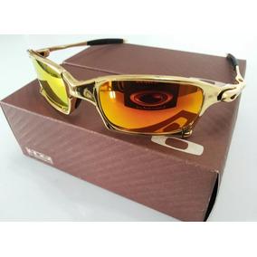 c8c59289323ca Oculos Oakley Squared Dourada Metal Polarizado Promoção 12x. R  120