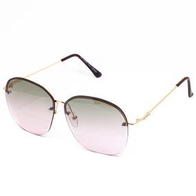 dd0ed1714 Oculos Sol Triton Mp0780 Modelo Aviador Na Cor Dourado - Óculos no ...