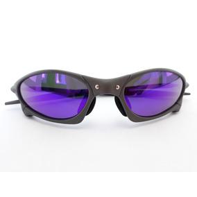 6f6f89e9ac830 Tiara Preta Brilhante Oakley De Sol Juliet - Óculos no Mercado Livre ...