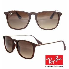 cd66aeab463c1 Oculos Ray Ban Chris Preto Fosco - Óculos no Mercado Livre Brasil
