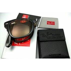 8b85038606fca Ray Ban Wayfarer Brilhante - Óculos no Mercado Livre Brasil