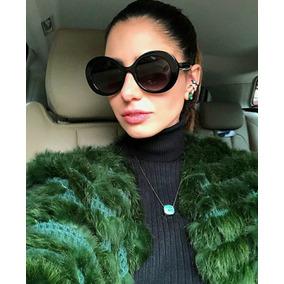 b7954afe505f5 Oculos Sol Feminino Retangular De Outras Marcas - Óculos no Mercado ...