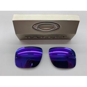 45aefb2643ac5 Óculos De Sol Oakley Holbrook Lente Violet Iridium - Óculos no ...