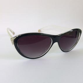 3291f85c42cd1 Óculos De Sol Feminino Gatinho Haste Transparente
