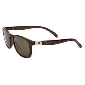 62ae8cd07435c Óculos Hb Nevermind Brown Turtle De Sol - Óculos no Mercado Livre Brasil