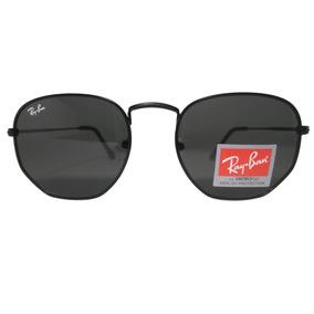 c686089fe4 Óculos Rayban Round Rb3447 Prata Espelhado Original Garantia. 1 vendido -  São Paulo · Óculos De Sol Hexagonal Feminino Masculino Varias Cores Top!