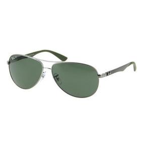 ac54b7eb23310 Óculos De Sol Rayban Rb8313 004 61 13 3n - Óculos no Mercado Livre ...