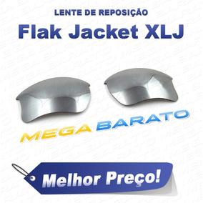 410fc654bcde1 Lentes Oakley Flak Jacket Polarized De Sol - Óculos no Mercado Livre ...