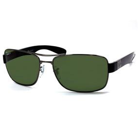 7b5d8530ca20f Óculos De Sol Ray Ban 3510 004 9a Lente Polarizada Original - Óculos ...