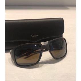 e224d2f7acd Oculos Cartier Tartaruga Dourado Novo De Sol - Óculos no Mercado ...