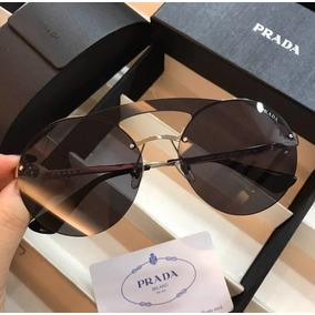 dcda85fd2 Oculos Prada Round - Óculos no Mercado Livre Brasil