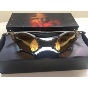 baf8405c4 Oakley Mars Leather Gold Iridium De Sol - Óculos no Mercado Livre Brasil